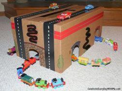 box cars